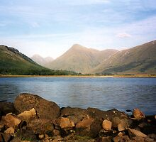 Loch Etive by Linda More