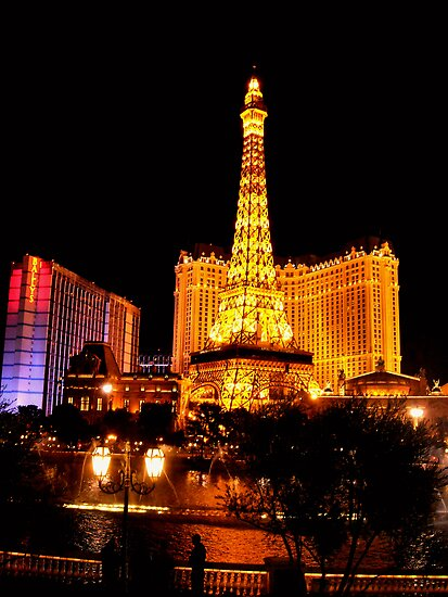Paris Las Vegas by Jo Nijenhuis