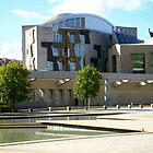Scottish Parliament  by ljm000