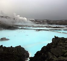 Blue Lagoon by Roddy Atkinson