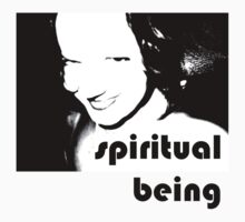 Spiritual being by whittyart