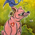 The PigBear Blues by Craig Medeiros