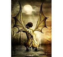 Dragon Queen Photographic Print