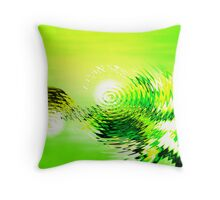 I can see... v1.0 Throw Pillow