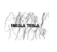 Tesla lightning Photographic Print