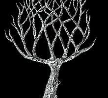 Tree White by Tristan Klein