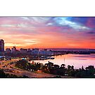 Sunrise Perth III  by Kirk  Hille