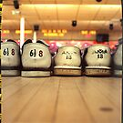 Bowling Shoe by Jenni C