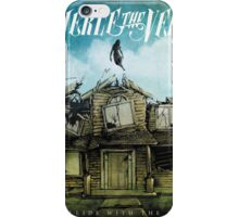 Collide With The Sky iPhone Case/Skin