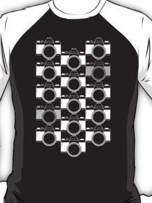Cameras 2 T-Shirt