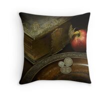 The Collection Plate 2 Throw Pillow
