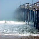 Vanishing Pier by ckroeger