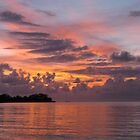 Caribbean Sky by Rachel Stickney