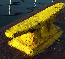 Big Yellow Cleat by djprov