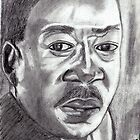 MARTIN LUTHER KING by JoAnnHayden