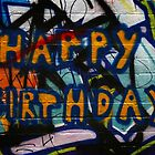 Happy Birthday by Norman Repacholi