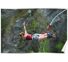 bungy jump Poster