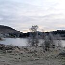Loch Rotmell with Hoar Frost by Braedene