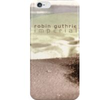 The Cocteau Twins - Robin Guthrie - Imperial iPhone Case/Skin