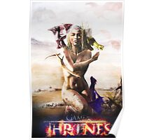 Game Of Thrones - Daenerys Targaryen Poster