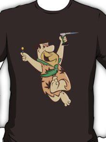 Fred Flintstoner - Yabba Dabba Doo T-Shirt