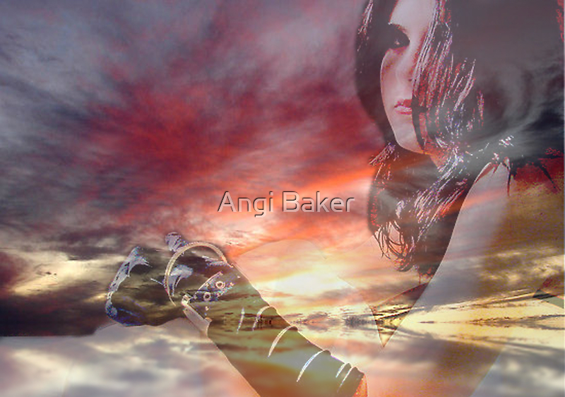 My Immortal by Angi Baker