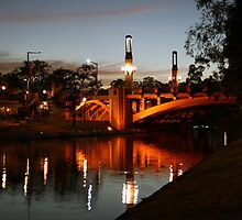 Torrens River by Sue Jaeschke
