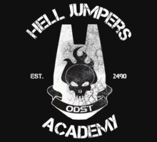 Hell Jumpers Academy by elyss216