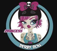Princess Derby Doll Kids Clothes
