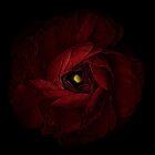 Deep Red by EbyArts