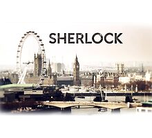 BBC Sherlock by Blackberry11