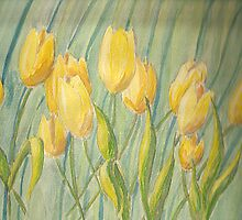 Tulips by JacquiK