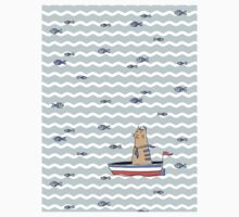 Salty sailor cat. Kids Clothes