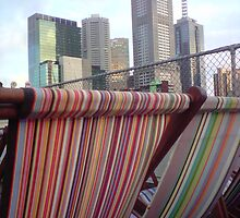 rooftop cinema, seated view by Tatterhood