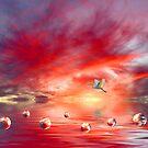 Purple Rain by Angi Baker