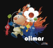 Super Smash Bros - Olimar (Alternate) by phoenix529