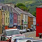 Llanberis in Red by tonymm6491
