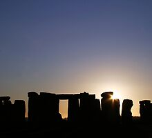 Stonehenge by procapture