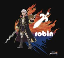 Super Smash Bros - Robin (Male) by phoenix529