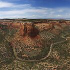 Ute Canyon, Colorado National Monument by Brian Hendricks