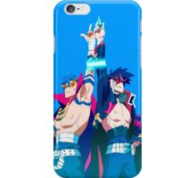 Simon & Kamina  iPhone Case/Skin