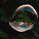 Clear Bubble by Jack Nicholson