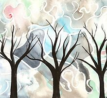 Winter Grove by klbailey