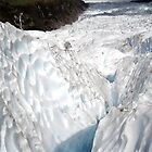 Fox Glacier by cloudia