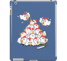 Fluffy Vengeance iPad Case/Skin