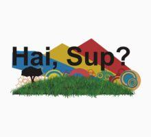 Hai, Sup? by dionklerkx