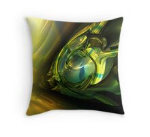 Foretold Eminence Throw Pillow