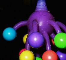 '10 Bright Balls' by Emma Gaffy