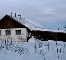 SERIES: Lapland Village #8 by The  Republic Of Media