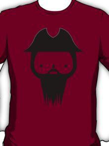 Black Beard T-Shirt